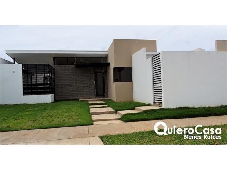 Preciosa casa nueva en exclusivo condominio