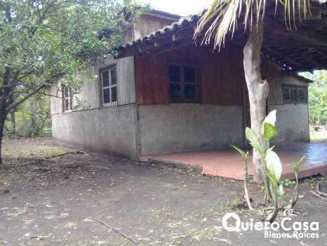 Venta de Hermosa Quinta en Isla De Ometepe TK0184