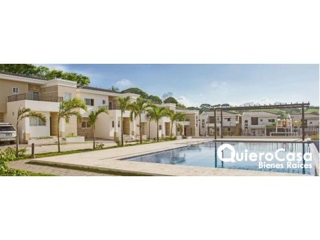 Preciosa Casa ubicada en Santo Domingo.