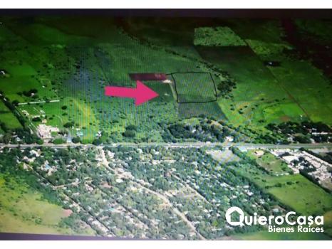 venta de terreno en  Km 31.5 carretera Panamericana Norte