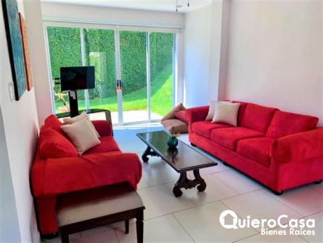 Apartamento amueblado en Pinares Santo Domingo