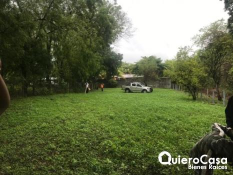Se vende precioso terreno en Veracruz
