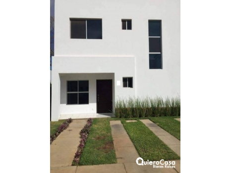 Renta de Townhouse santo Domingo CK0292