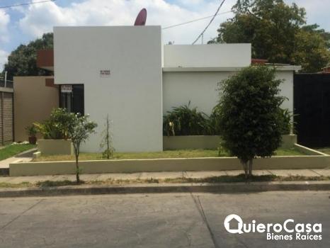 Renta de hermosa casa en Villas Lindoras CK0303