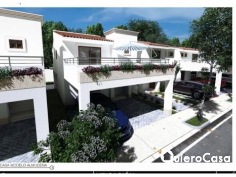 Preciosa casa nueva en Condado San Esteban
