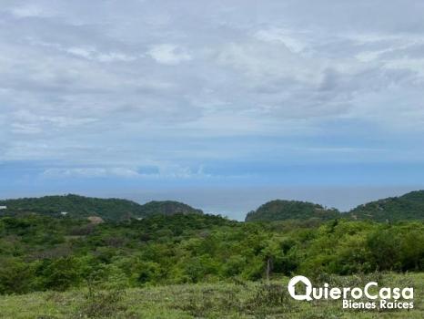 Se vende terreno de 1,017 m2 en San Juan del Sur