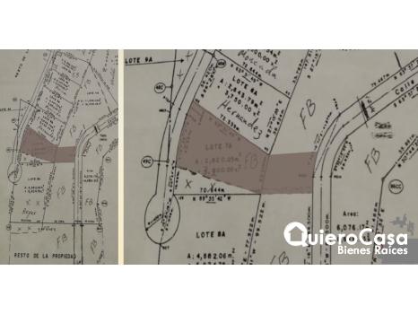 Venta de Terreno en Altos de Santo Domingo TK0320