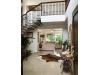 Moderna casa con amplios espacios