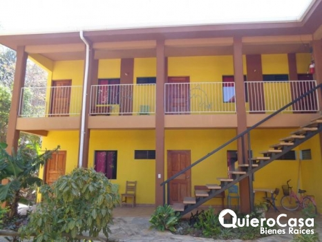 Hotel en ganga en San Juan del Sur