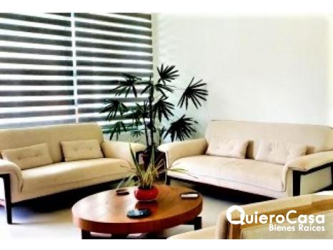 Moderno y Exclusivo apartamento amueblado