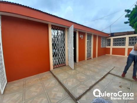Se vende hermosa casa en Altamira