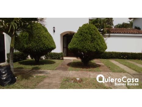 Venta y renta de casa en Esquipulas