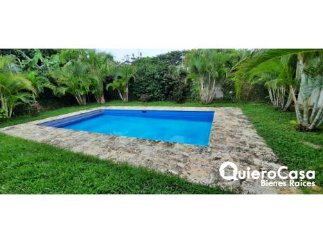 Preciosa casa en Santo Domingo