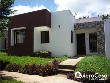 Se vende casa en Alameda Esquipulas