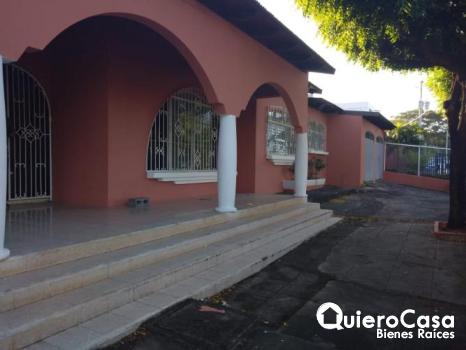 Casa en venta y renta en Los Robles