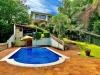 Foto 1 - Preciosa casa en renta con espectacular vista panoramica