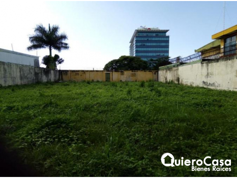 Se vende terreno en Altamira
