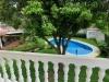 Se renta casa con piscina y linea blanca en las colinas