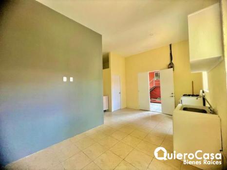 Apartamento amueblado en renta en villa Fontana