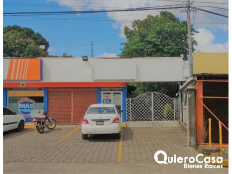 Renta de local comercial en Ticuantepe