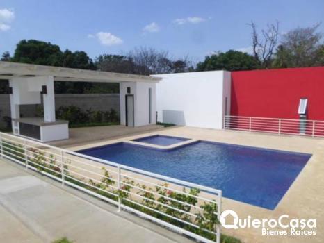 Apartamento amueblado en Pinares de Santo Domingo