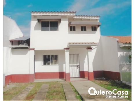 Hermosa casa en venta en nuevo Horizonte