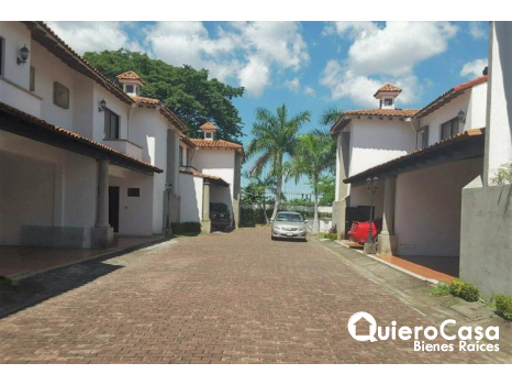 Apartamento amueblado en renta en Las Colinas