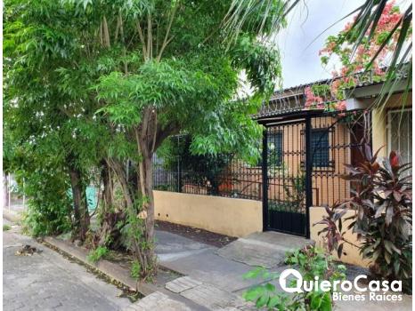 Bonita casa en venta en barrio Ducuali