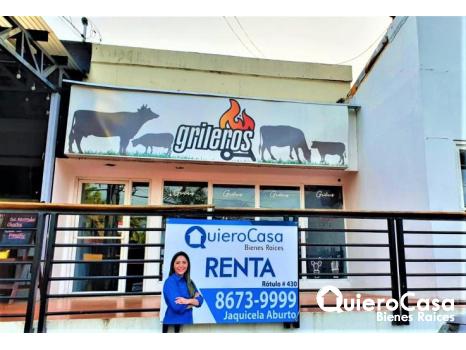 Local comercial en renta en Los Robles