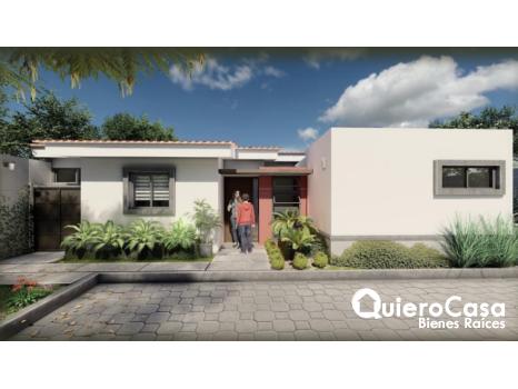 Casa nueva en pre-construccion en venta