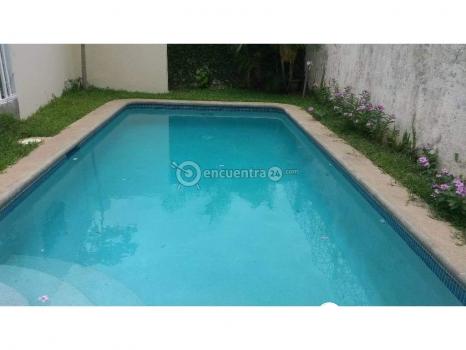 Hermosa casa 4 habitaciones, piscina