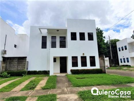 Casa en alquiler en Santo Domingo