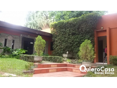 Casa para oficina en Santo Domingo