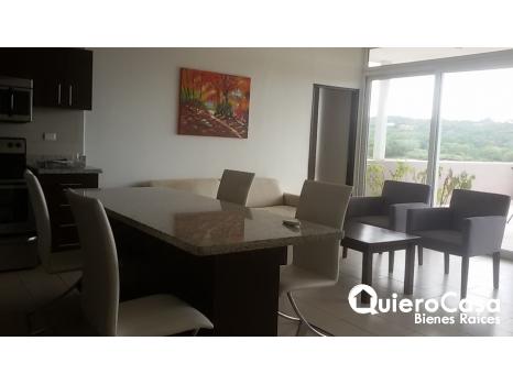 Apartamento amueblado en Las Cumbres