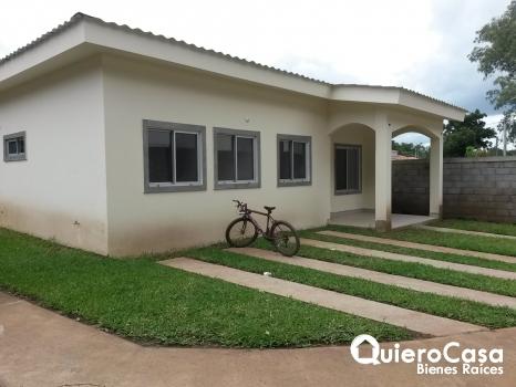 Se vende hermosa casa nueva