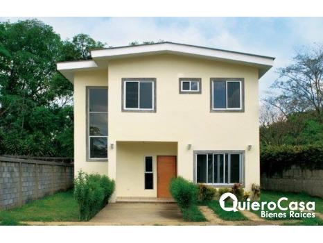 Casa de 2 pisos en Carretera a Masaya