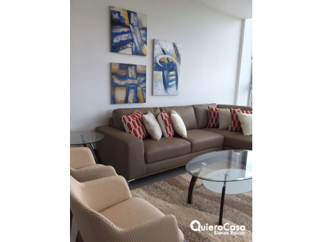 Renta apartamento en Pinares de Santo Domingo