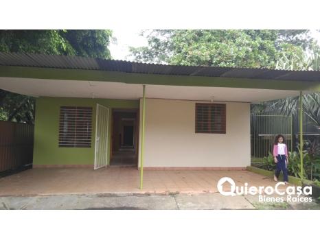 Alquiler de casa en Carr. Sur, CM0009